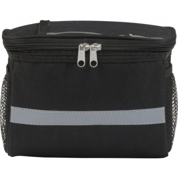 Polyester (600D) Bicycle Cooler Bag With Peva