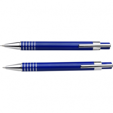 Set Of Ballpen And Pencil