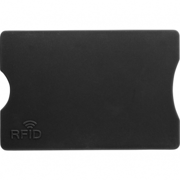 Plastic Card Holder With RFID Protection
