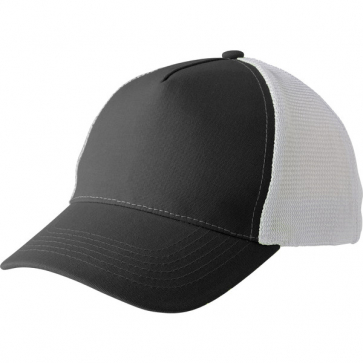 Polyester Baseball Cap With Five Panels
