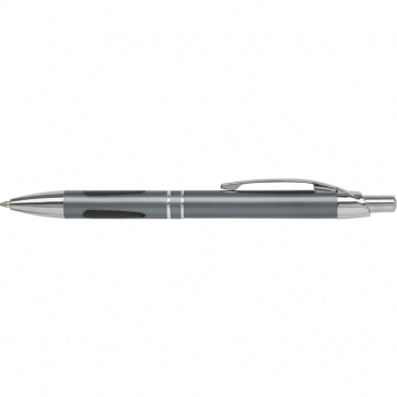 ABS Ballpen With Rubber Grip Pad Prints