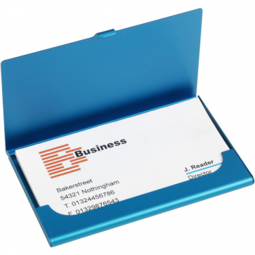 Aluminium Card Holder