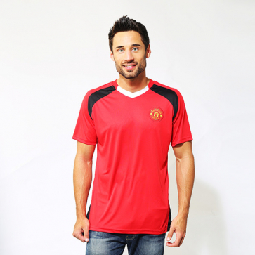 Manchester United Fc Adults T-Shirt