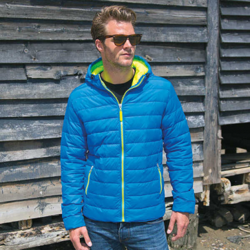 Urban Snowbird Hooded Jacket
