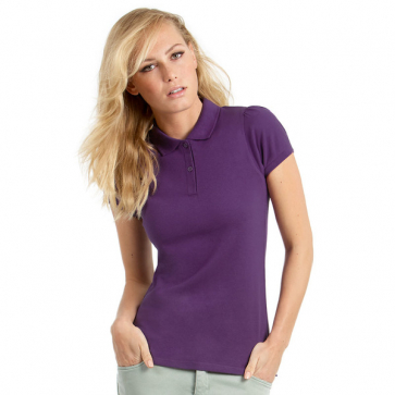 Women's Heavymill Polo Shirt