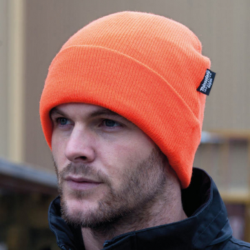 Wooly Ski Hat With Thinsulate™ Insulation