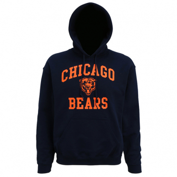 Chicago Bears Large Graphic Hoodie