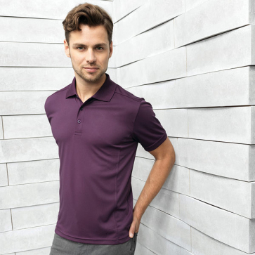 Coolchecker® Piqué Polo