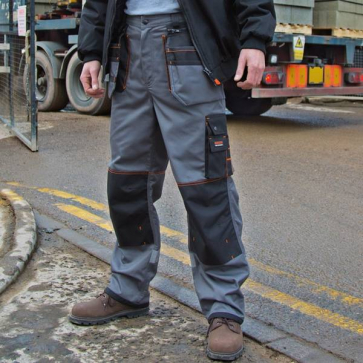 Work-Guard X-Over Holster Trouser