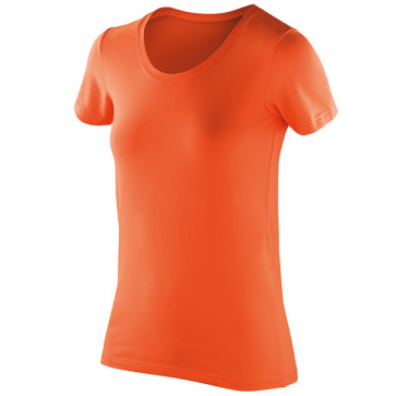 Softex® T-Shirt Super Soft Quick Dry Fabric With Hightec Stretch