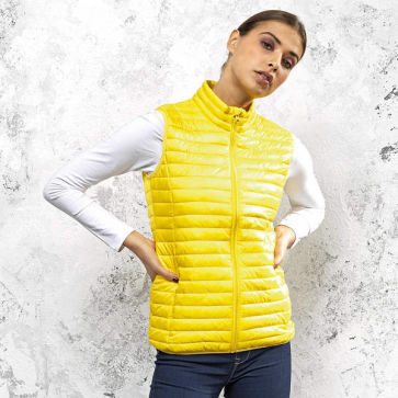 Women's Tribe Fineline Padded Gilet