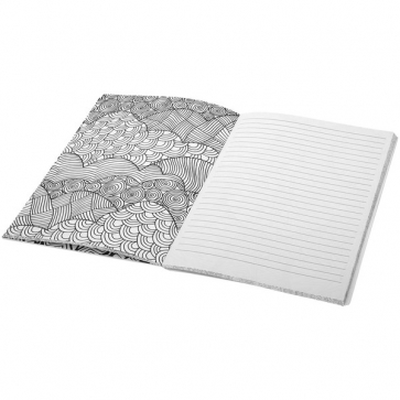 Doodle Colour Therapy Notebook