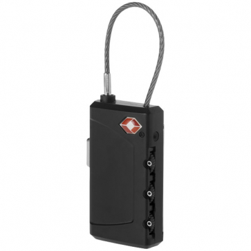 Phoenix TSA Luggage Tag And Lock