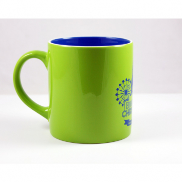 Dinky Durham Inner & Outer ColourCoat Mug