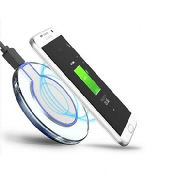 UK Stock Wireless Charger Crystal