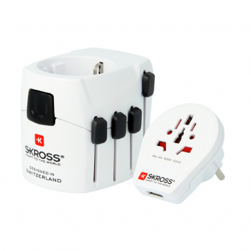 S-Kross Pro World & USB Adaptor