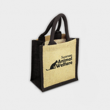 Wells Mini Jute Bag