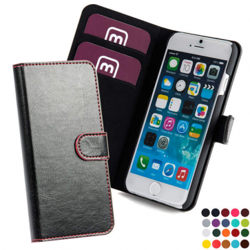 Phone Wallet with Magnetic Strap