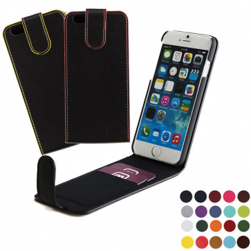 Phone Flip Wallet with Magnetic Strap