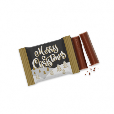 Winter Collection 2020 – 3 Baton - Chocolate Bar