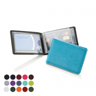 Credit Card Case for 6-8 Cards