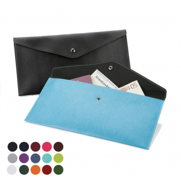 Envelope Style Travel or Document Wallet