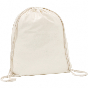 Westbrook 5oz Cotton Drawstring Bag