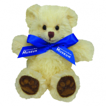 12.7cm Chester Bear With Bow