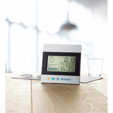 Ripper Weather Station And Clock