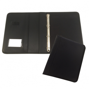 Black Houghton A4 Ring Binder