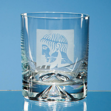 Dimple Base O/F Whisky Tumbler