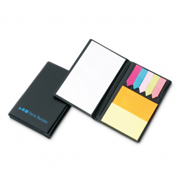 Memoff Colour Stickers And Notebook