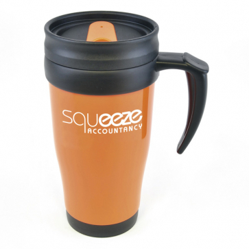 Polo Plus Promotional Travel Mug