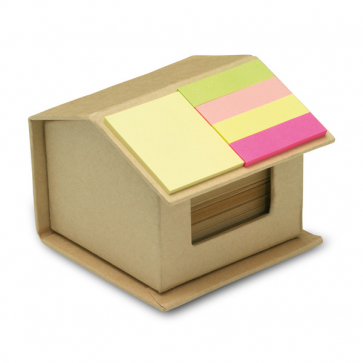 Recyclopad Recycled Carton Sticky Notes