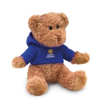 Johnny Teddy Bear Plus With T Shirt