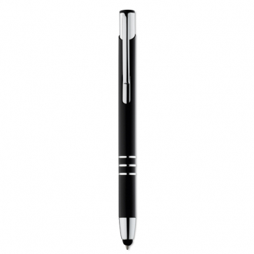 Pete Push Type Touch Ball Pen
