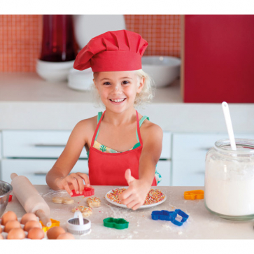 Petitchef Child Chef Hat With Apron Set