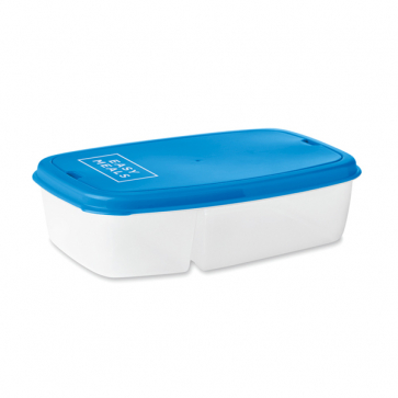 Dilunch Lunchbox With Cutlery And Protective Lid