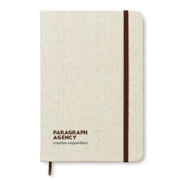 Canvas A5 Notebook Canvas 80 Pages
