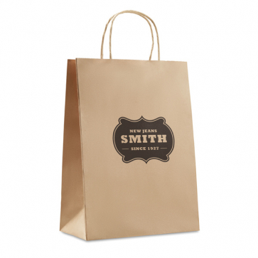 Paper Large Gift Paper Bag Large Size (26X11X36Cm)