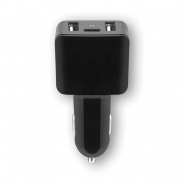 Chargec USB Carcharger Incl Type C Port