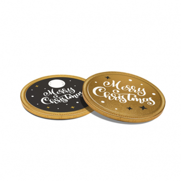 Winter Collection 2020 – Chocolate Medallion - 75mm