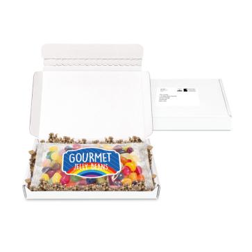 Postal Packs – Midi Postal Box - Jelly Bean Flow Bag - PAPER LABEL