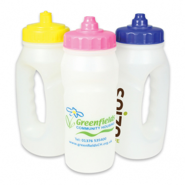 Jogging Bottle Plastic Sports 500ml