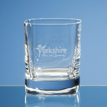 Strauss DOF Square Whisky Tumbler