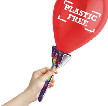 BalloonGrip - The Biodegradable Balloon Holder