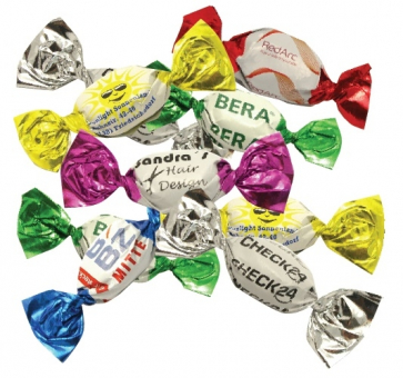 Promotional Hard Boiled Fruit Sweets