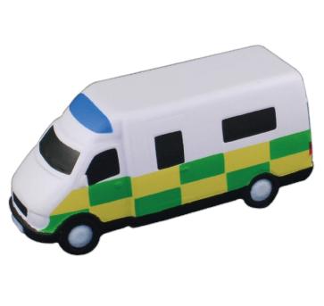 Yellow Stress Ambulances
