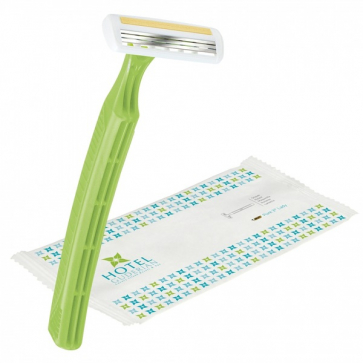 BIC® Pure 3® Lady In Personalized Flow Pack