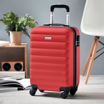 Budapest 20 Inch ABS Trolley With 4 Wheels